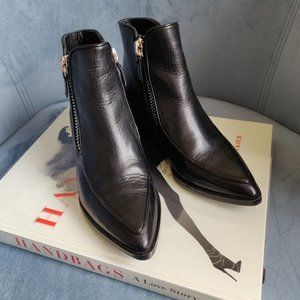 Zara Pointed Toe Boots